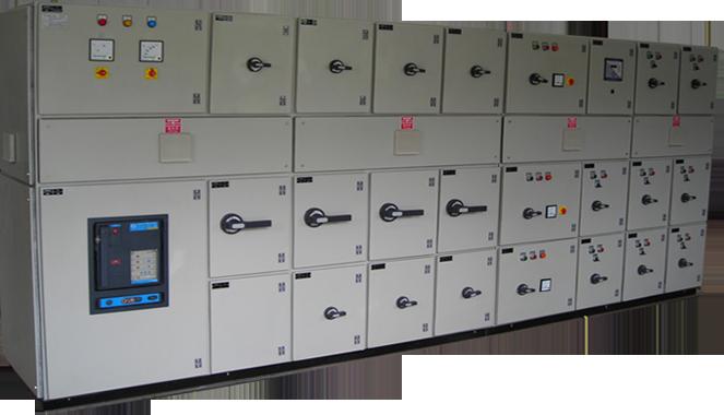 Mcc Vfd Panels City Light Switchgears L L C